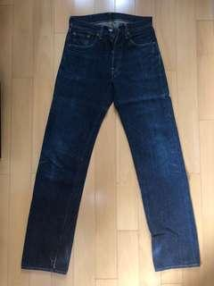 Levis LVC 66501 made in japan W29