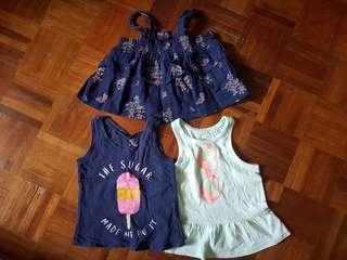 Circo and old navy tops