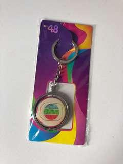 [全新]TVB鎖匙扣