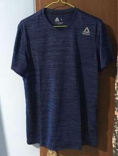 Reebok Baju / Kaos Olahraga Training