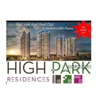 Brand New-Just TOP- High Park Residences
