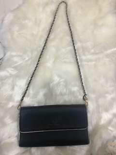 AUTHENTIC CHARLES & KEITH SLING CLUTCH