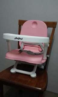 Halford Deluxe Folding Booster Seat