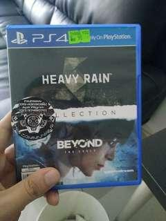 Heavy rain and beyond two souls