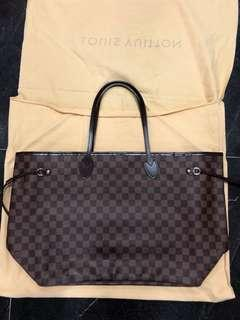 Louis Vuitton (LV) Neverfull GM - Brand New Condition