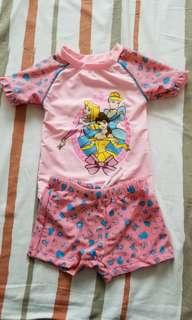 小童泳衣 公主