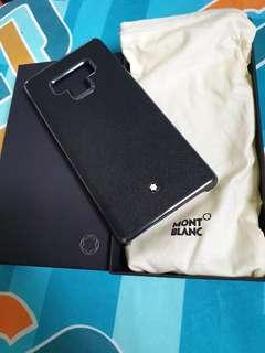 🚚 Authentic montblanc note 9 mobile case