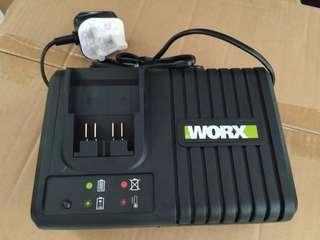 Worx 6A快速充電器