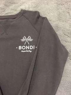 Dark grey Bondi sweater sweatshirt