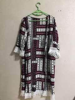 Tassel Outerwear/Cardigan