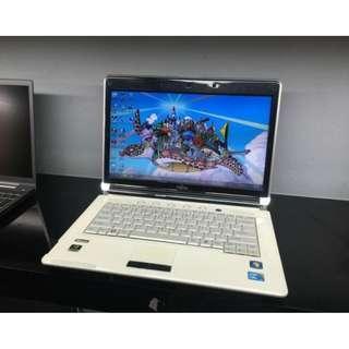 Fujitsu i7 Gaming/Work/Entertainment Laptop + MS Office + NEW BATTERY