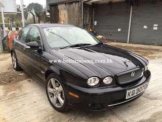 JAGUAR X-TYPE 2.1SE 2008