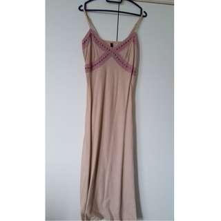 Brown Fashion Lab Dress
