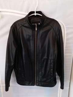 Leather look Jacket from Playboy
