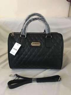 Mango Quilted Doctor's Bag