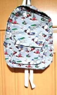 🚚 嚕嚕米卡通 後背包