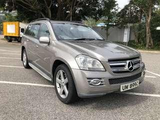 MERCEDES-BENZ GL500 2008