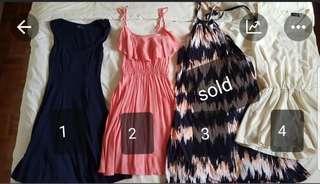 🚚 Bundle Deal! Pre Loved Casual Dresses $2.50 each!