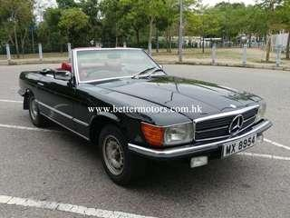 MERCEDES-BENZ 280SL 1979