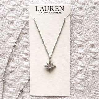 Ralph Lauren Women's Star Pendant Necklace