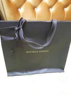 Bottega Veneta  (bv)編織短夾 大象灰 全新離櫃商品