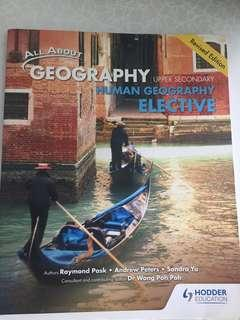 🚚 Elective Geography Textbook O level