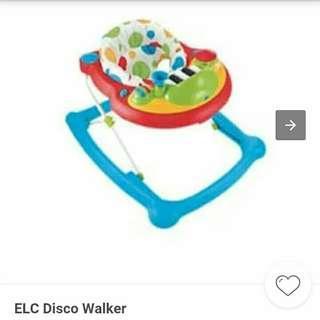 NEW ! ELC Disco Walker Big Sale !