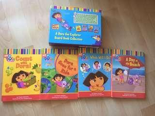 Dora stories book set