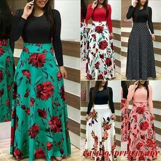 🚚 Floral Dress PRE ORDER