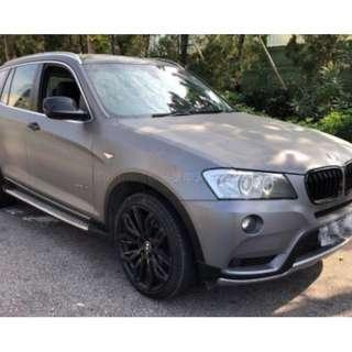 BMW X3 xdrive 35ia