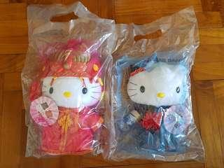 Hello Kitty - Chinese Wedding - Collector's item
