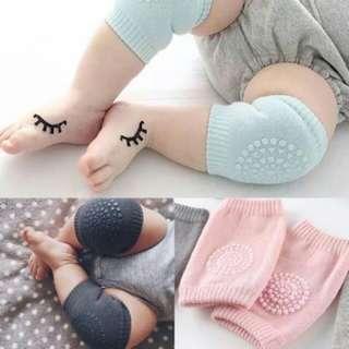 Baby knee pads (on hand - dark gray)