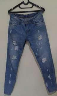 Celana Jeans / Ripped Jeans