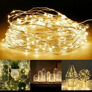 On hand! Battery operated fairy lights