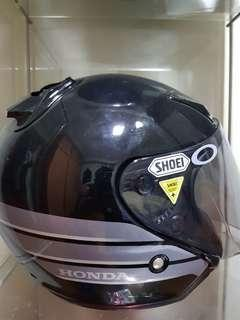 Shoei J force 2 honda black size M