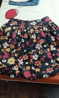 Flowery Skirt #SnapEndGame