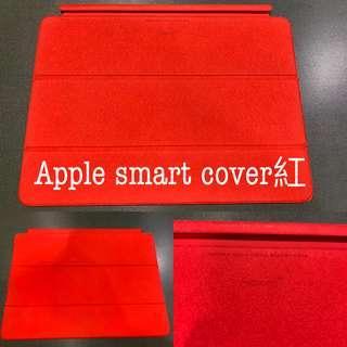 Apple iPad smart cover紅 9.7吋 c2200