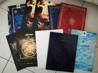 UP10TION official Albums