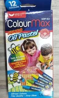 🚚 Colormax Oil Pastel