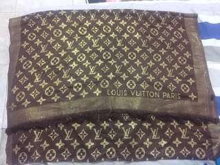 Pashmina Louis Vuitton Gliter Premium