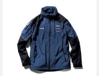 WTB 16aw warm up jacket(size s)