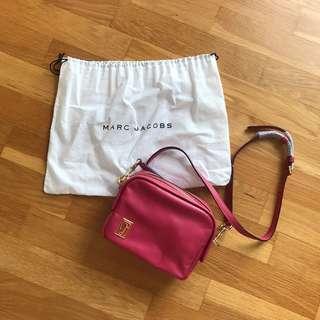 Marc Jacobs Mini Squeeze Bag Crossbody (Authentic)
