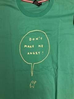 Kaos/tshirts angry