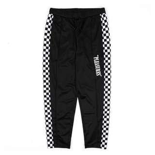 Pleasure trackpants checkerboard
