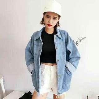 taobao denim jacket