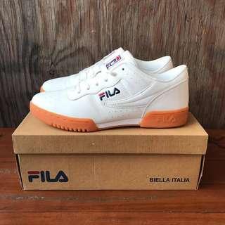 Fila Originals Fitness Sneakers White Gum