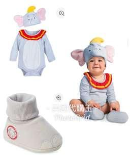 美國🇺🇸Disney Dumbo小飛象嬰兒套裝