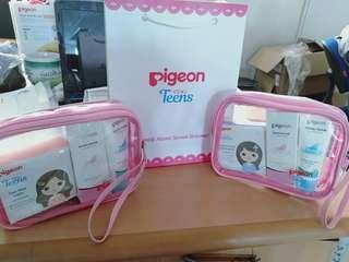 Makeup Skincare Pigeon untuk Remaja