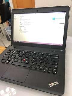 (接近全新)獨顯,商務機 lenovo thinkpad i5 3230/8gb /獨立顯示卡/DVD/1600超高清mon