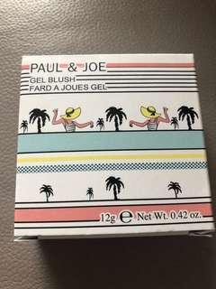 Paul & Joe gel blush grey